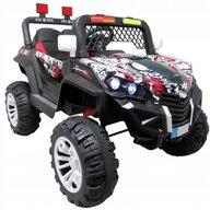 R-Sport - Jeep electric Buggy X7 Cu telecomanda, 4 X 4, Alb