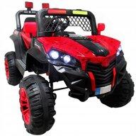 R-Sport - Jeep electric Buggy X7 Cu telecomanda, 4 X 4, Rosu