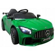 R-Sport - Masinuta electrica Mercedes AMG GTR-S Cu telecomanda, Verde