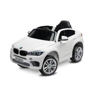 Toyz - Masinuta electrica BMW X6 M 12V Cu telecomanda, Alb