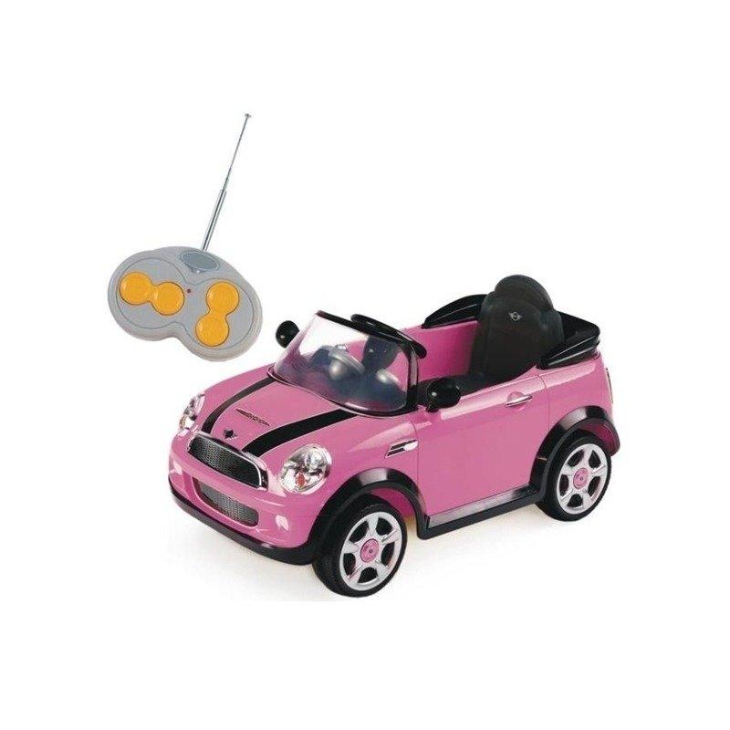 Masinuta MiniCooper S – Biemme din categoria Vehicule pentru copii de la Biemme
