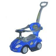 Baby Mix - Vehicul de impins Multifunctional 3 in 1 Ride On, Albastru