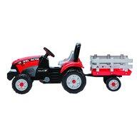 Peg Perego - Tractor Maxi Diesel, W/Trailer