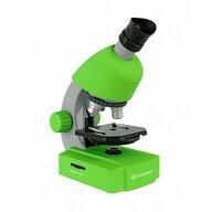 Bresser - National Geographic - Microscop Optic Bresser Junior 40x-640x, Cu lampa Led, Verde