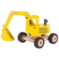 Goki - Vehicul de lemn Excavator Micul santierist