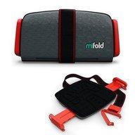 Mifold - Booster pentru copii Grab and Go, 3.5 - 12 ani, Gri