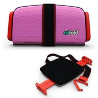 Mifold - Booster pentru copii Grab and Go, 3.5 - 12 ani, Roz
