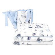 MimiNu - Set 3 piese patut, Baby Shower Blue