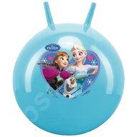 John - Minge gonflabila pentru sarit  Frozen 2 albastru