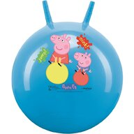 John - Minge gonflabila pentru sarit  Peppa Pig albastru