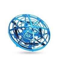 Amewi - Mini drona OZN Cu control gestual, Albastru