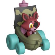 Play by Play - Mini-vehicul Foxy the Pirate Funko Racers Five Nights at Freddy's