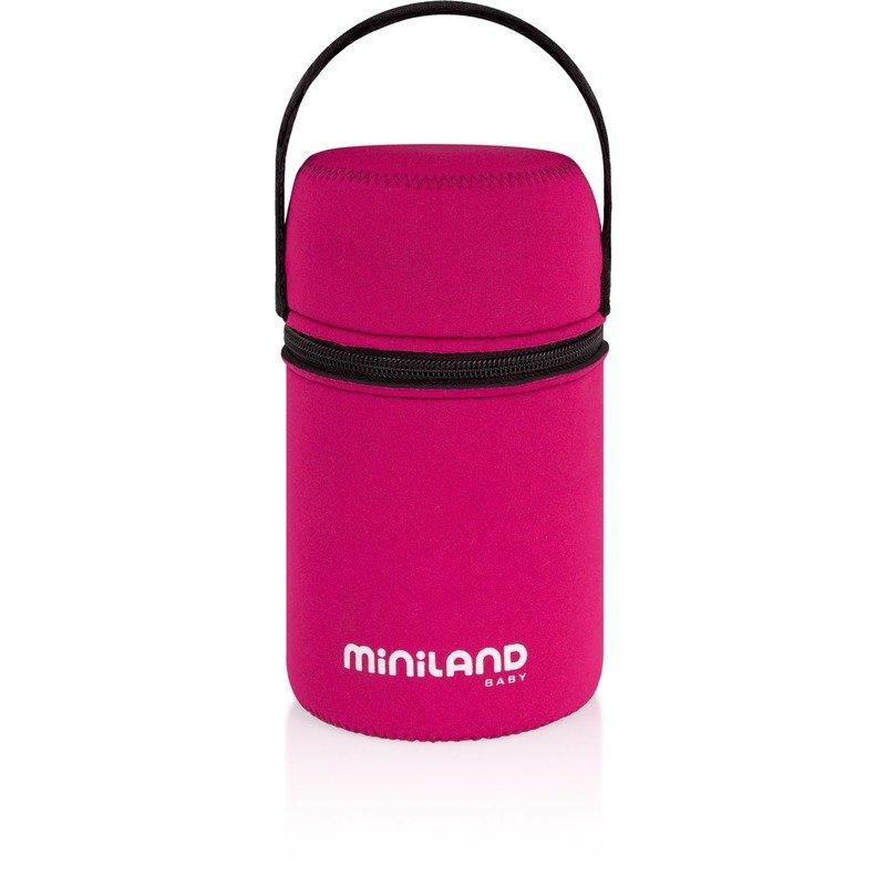 Miniland Baby Termos mancare solida Soft Pink 600 ml din categoria Termosuri de la MINILAND BABY