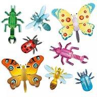 Headu - Set Construieste o insecta Montessori