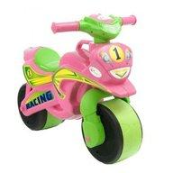 MyKids - Motocicleta de impins Racing 0139/3, Roz/Verde