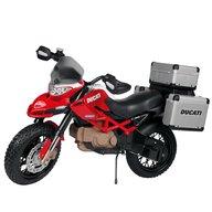 Peg Perego - Motocicleta Ducati Enduro