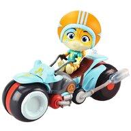 Smoby - Motocicleta 44 Cats cu figurina Lampo 7,7 cm