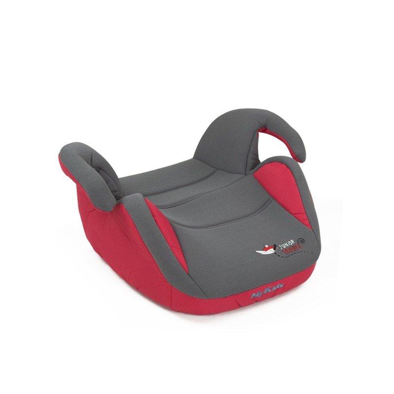 MyKids Inaltator auto copii 15-36 kg MyKids Junior Travel rosu din categoria Scaune auto copii de la MyKids