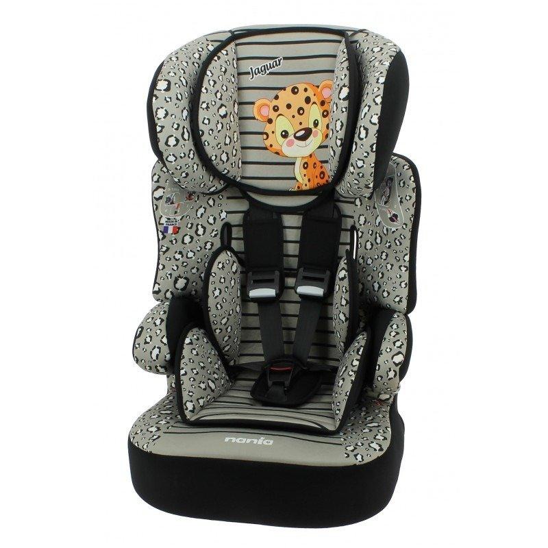 Nania Scaun auto Beline Animals Jaguar din categoria Scaune auto copii de la Nania