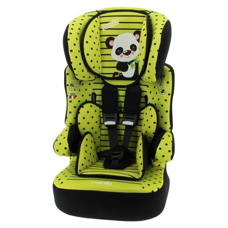 Nania Scaun auto Beline Animals Panda din categoria Scaune auto copii de la Nania
