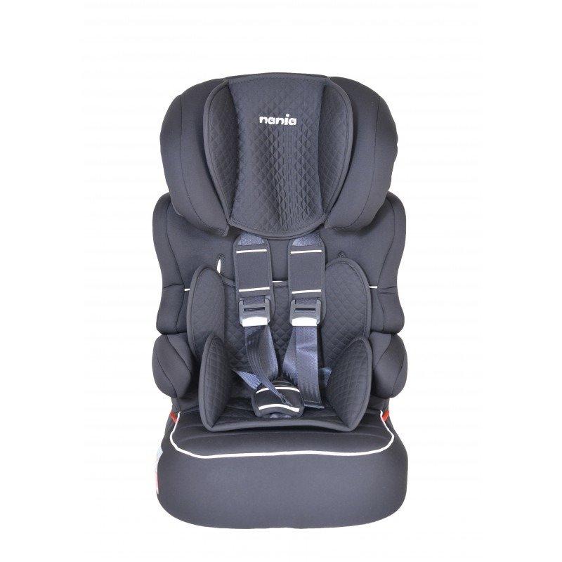 Nania Scaun auto Beline Limited Quilt Black din categoria Scaune auto copii de la Nania