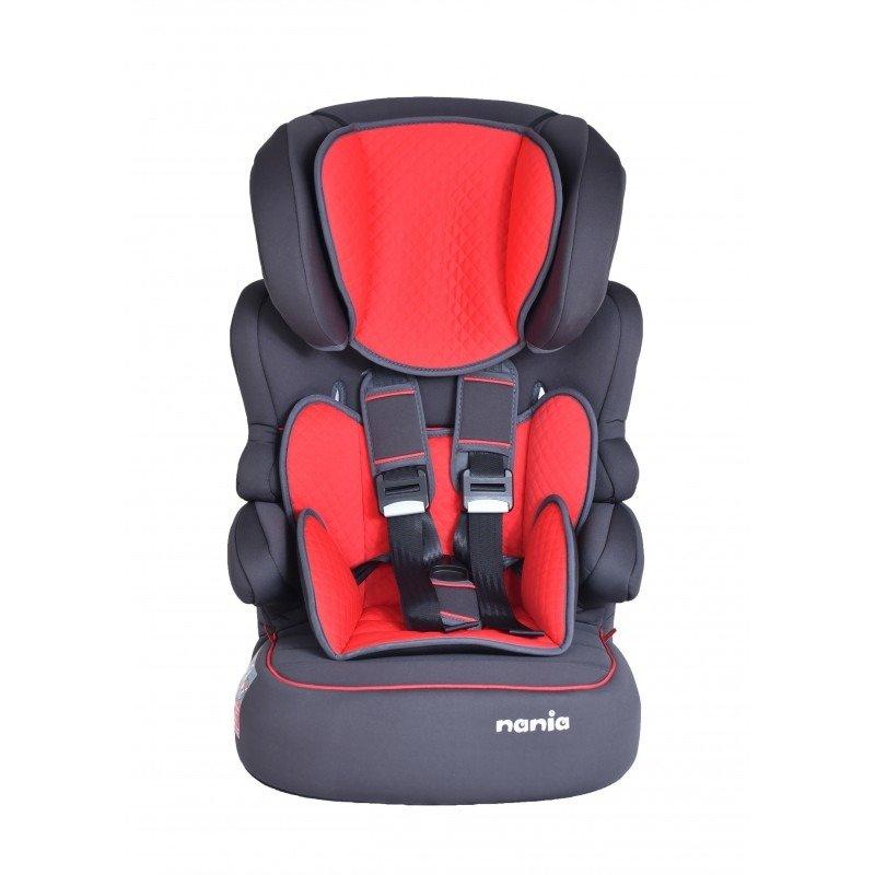 Nania Scaun auto Beline Limited Quilt Carmin din categoria Scaune auto copii de la Nania