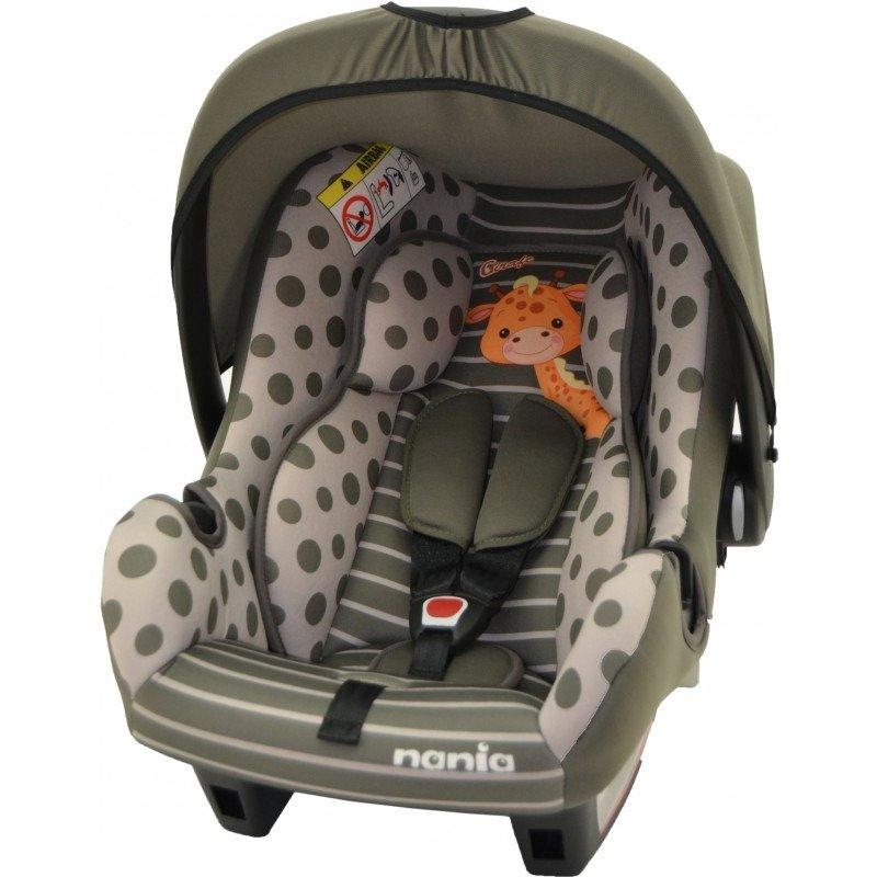 Nania Scaun auto Beone Animals Girafe din categoria Scaune auto copii de la Nania