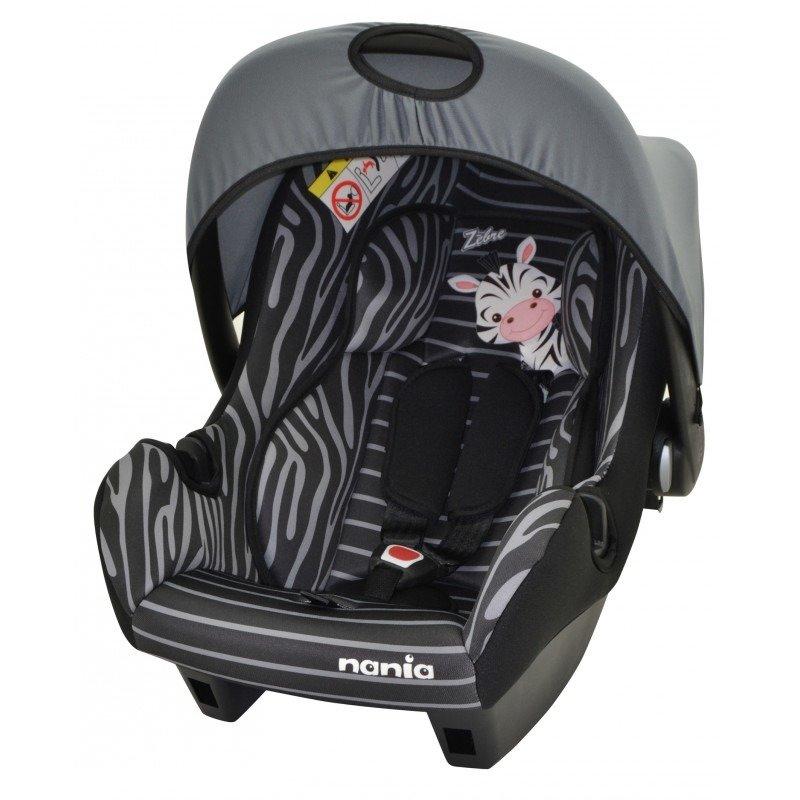 Nania Scaun auto Beone Animals Zebre din categoria Scaune auto copii de la Nania