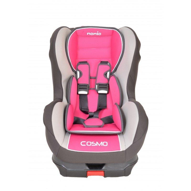 Nania Scaun auto Cosmo Isofix Luxe Agora Framboise din categoria Scaune auto copii de la Nania