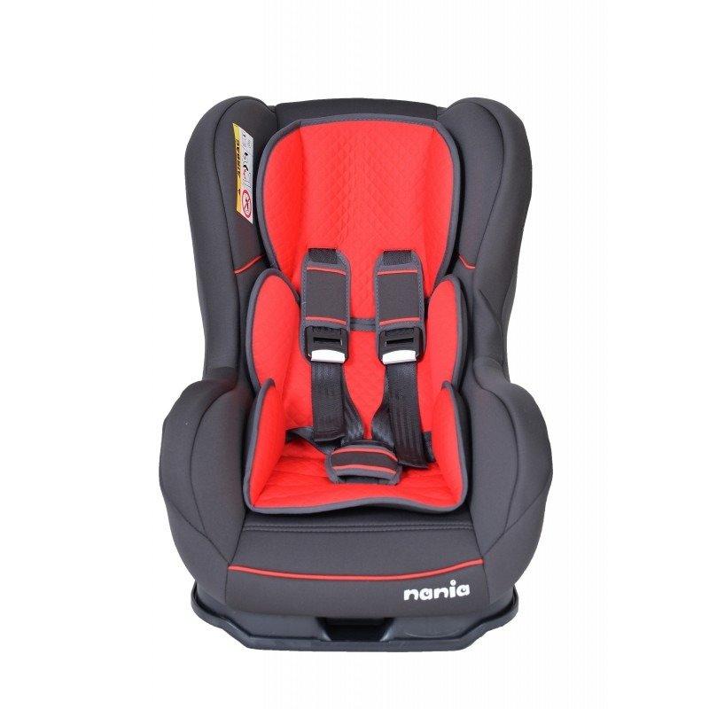 Nania Scaun auto Cosmo Limited Quilt Carmin din categoria Scaune auto copii de la Nania