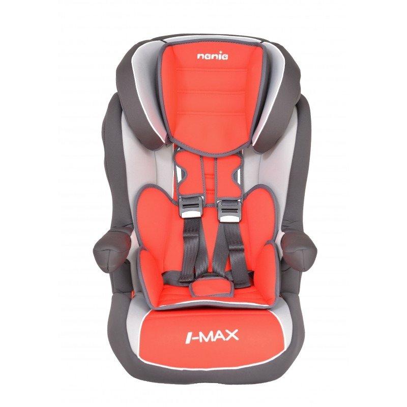 Nania Scaun auto I-Max Isofix Luxe Agora Carmin din categoria Scaune auto copii de la Nania