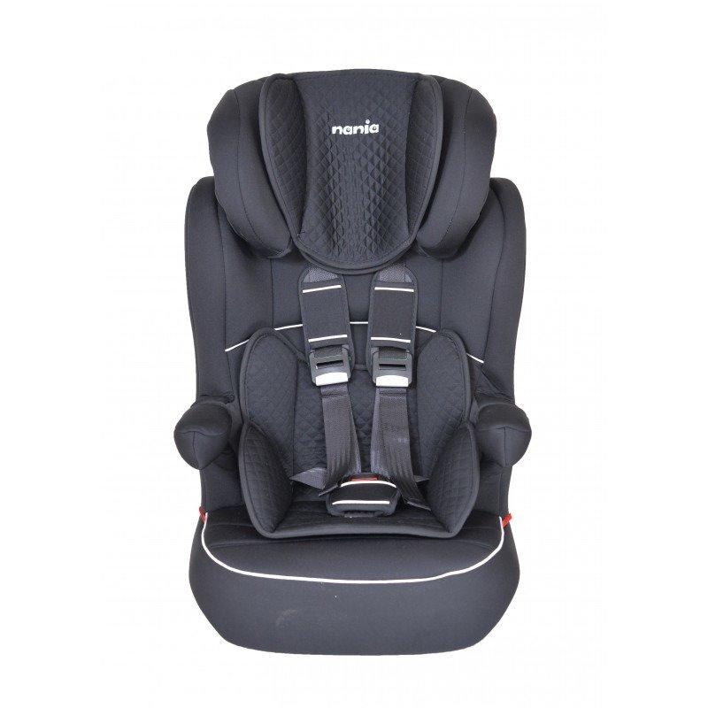 Nania Scaun auto I-Max Limited Quilt Black din categoria Scaune auto copii de la Nania