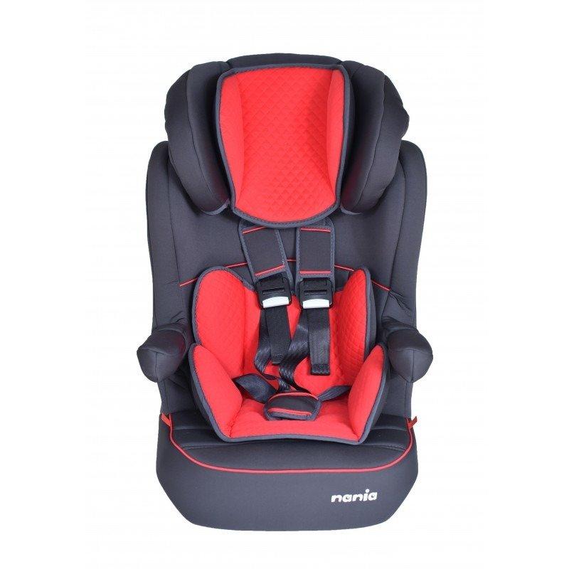 Nania Scaun auto I-Max Limited Quilt Carmin