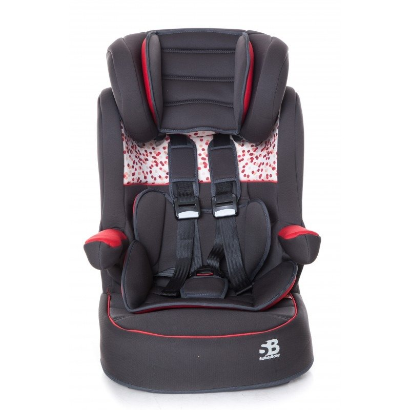 Nania Scaun auto I-Max SP Luxe rosu/gri din categoria Scaune auto copii de la Nania
