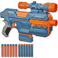 Hasbro - Arma de jucarie Nerf Blaster Elite 2.0 Phoenix CS6, Multicolor