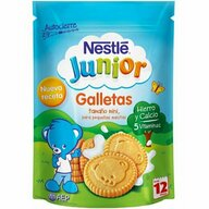 Nestle - Biscuiti Junior, 180g, de la 12 luni