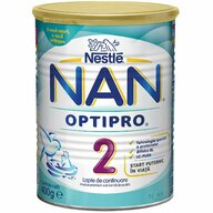Nestle - Lapte praf Nan Optipro 2, 400g