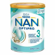Nestle - Lapte praf Nan Optipro 3, 800g
