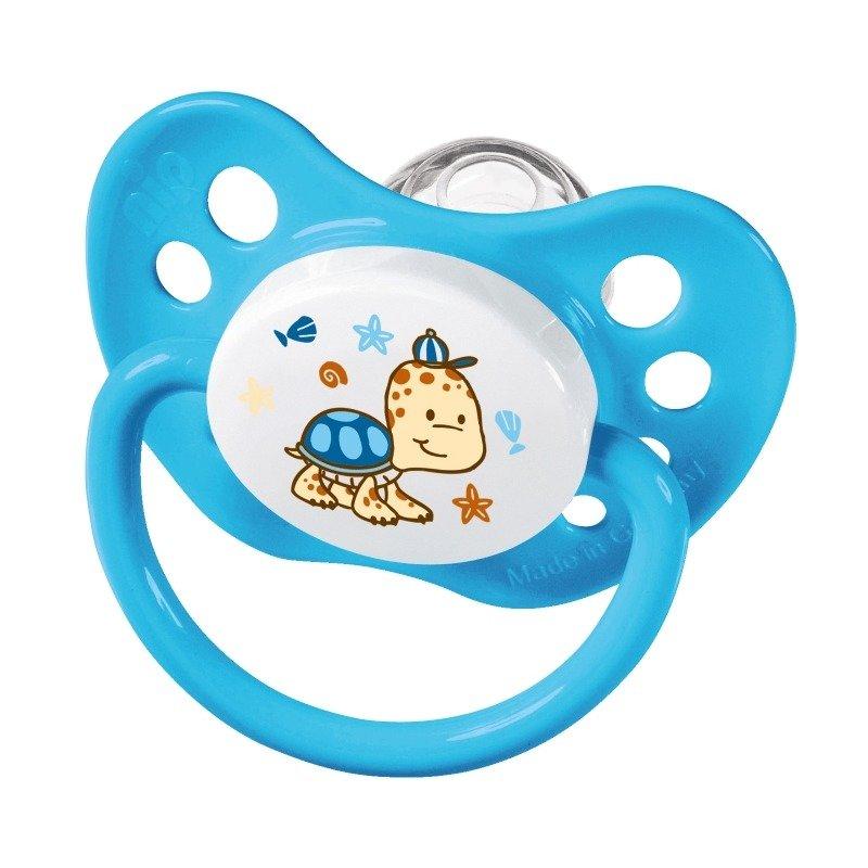 Suzeta Family Silicon marimea 1 (0 – 6 luni) nip 31003 din categoria Suzete si accesorii de la Nip