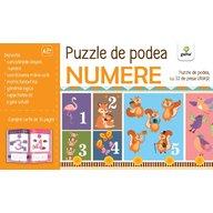 Editura Gama - Puzzle de podea. Numere