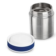 Nuvita - Termos inox mancare solida 350 ml 1470 Argintiu