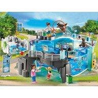 Playmobil - Set de constructie O zi la acvariu , Family Fun