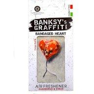 Banksy - Odorizant auto Bandaged Heart  UB27002