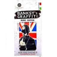 Banksy - Odorizant auto Rude Copper  UB27005