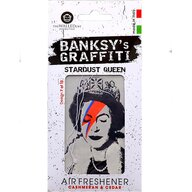 Banksy - Odorizant auto Stardust Queen  UB27007