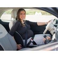 Olmitos - Deviator centura de siguranta auto pentru gravide cu sistem de ancorare dublu