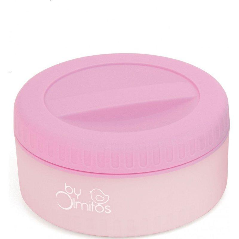Olmitos - Recipient termic mancare solida 460 ml roz