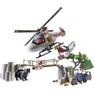 Playmobil - Set de constructie Operatiune de salvare din canion , Rescue action