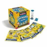 BrainBox - Joc educativ Orasele lumii