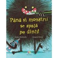 Corint - Pana si monstrii se spala pe dinti